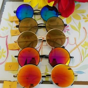 Accessories - Mirror sunglasses fashion 2019 vintage